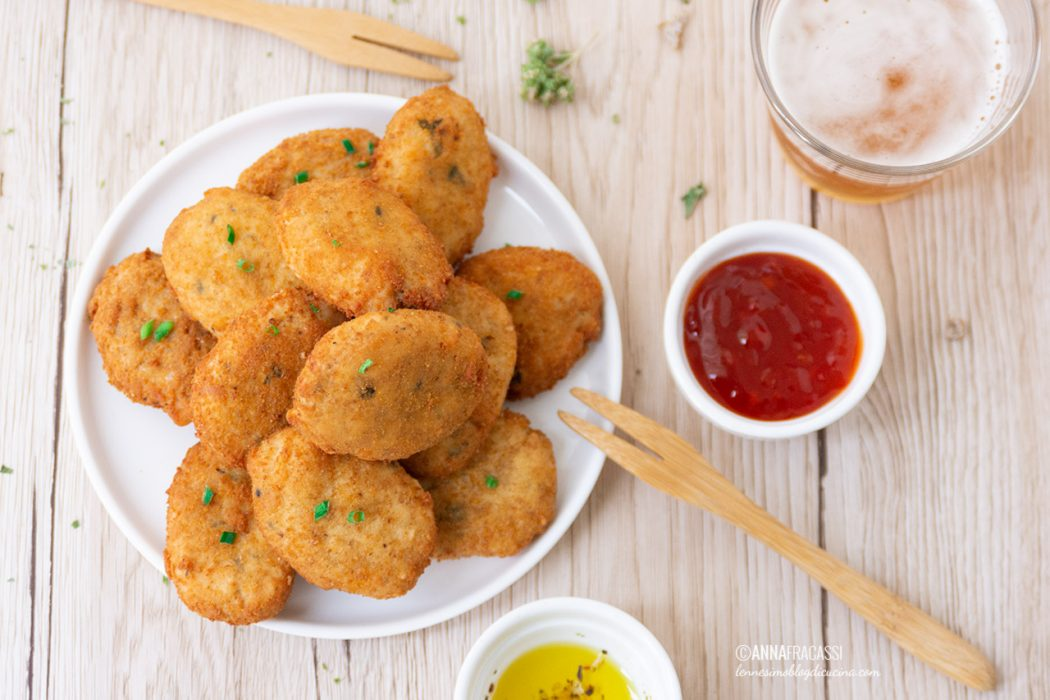 Crocchette di pollo: i miei nuggets fatti in casa