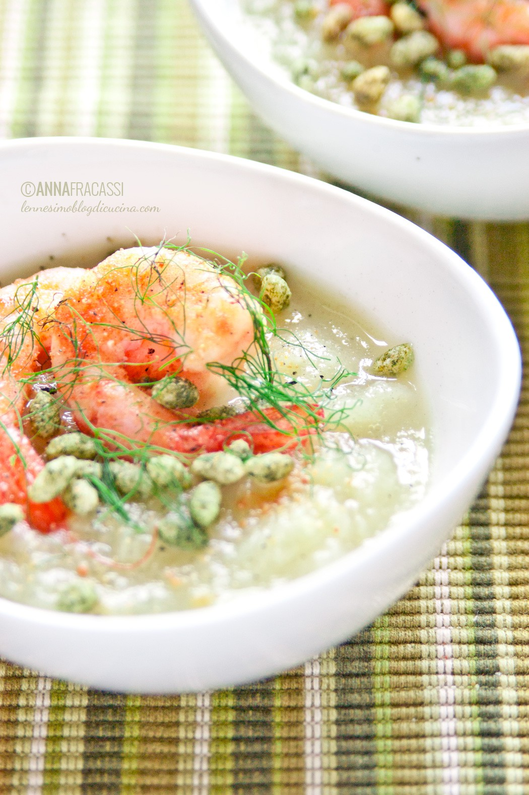 vellutata crunchy rice