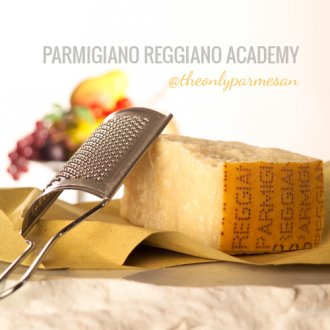 Parmigiano Reggiano Academy: l'ennesimo palato raffinato