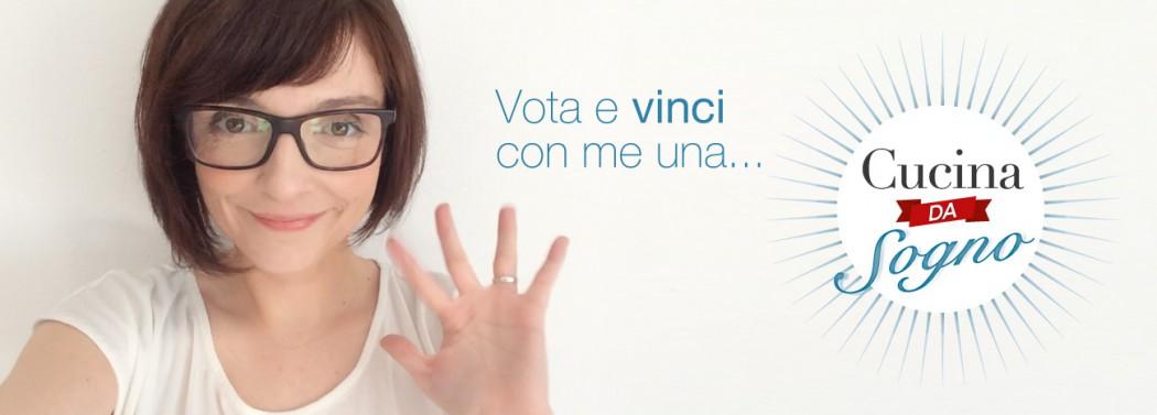 Vota Anna e vinci una #cucinadasogno Scavolini