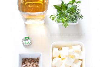 burro alla birra e aromi