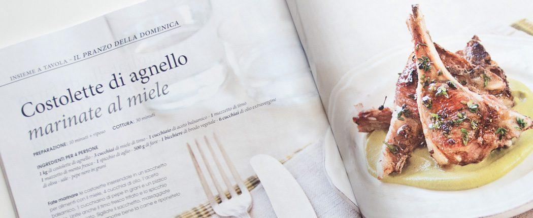 Sei un magazine? Affidami un progetto editoriale, dall'ideazione dei piatti, alla loro realizzazione, fino alle foto del risultato.