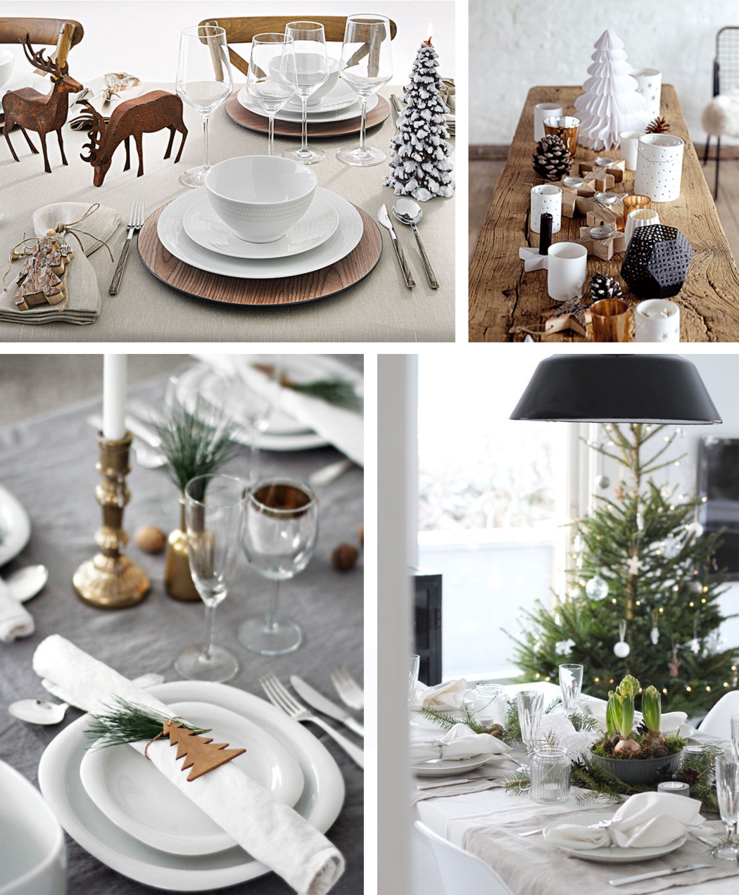 Preparare La Tavola Delle Feste : Christmas tableware la tavola delle feste