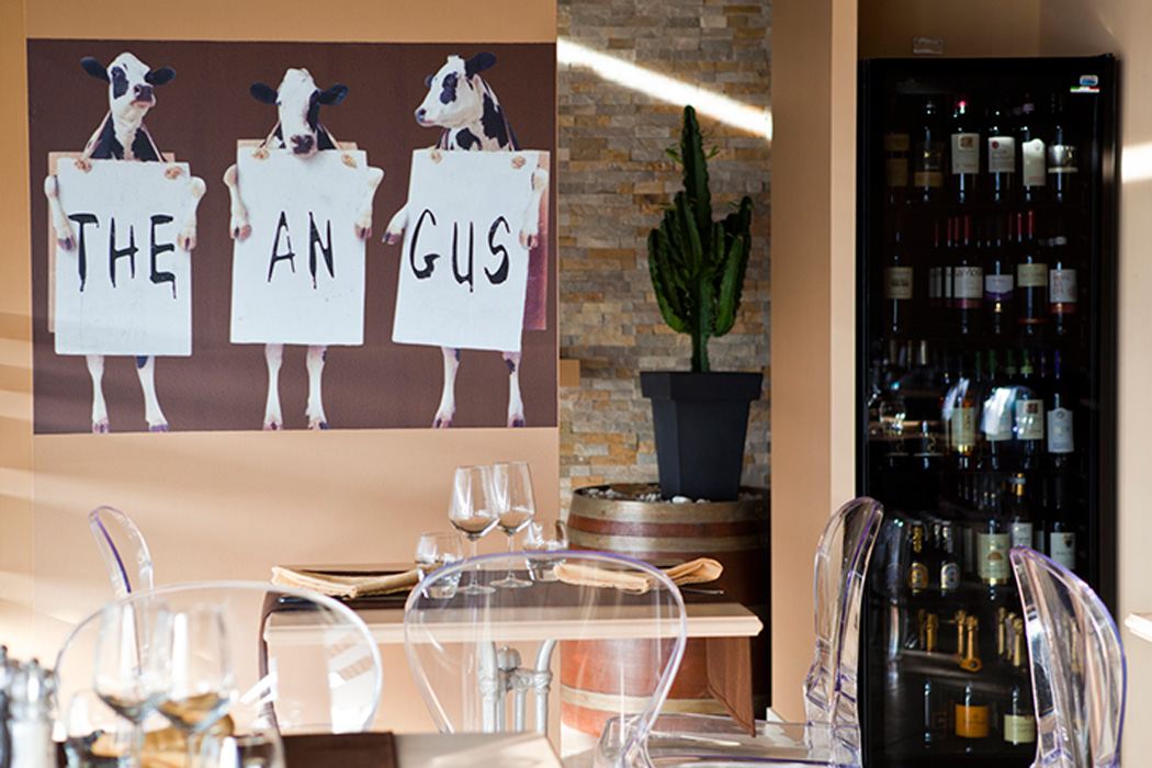 The Angus - Barbeque and Restaurant