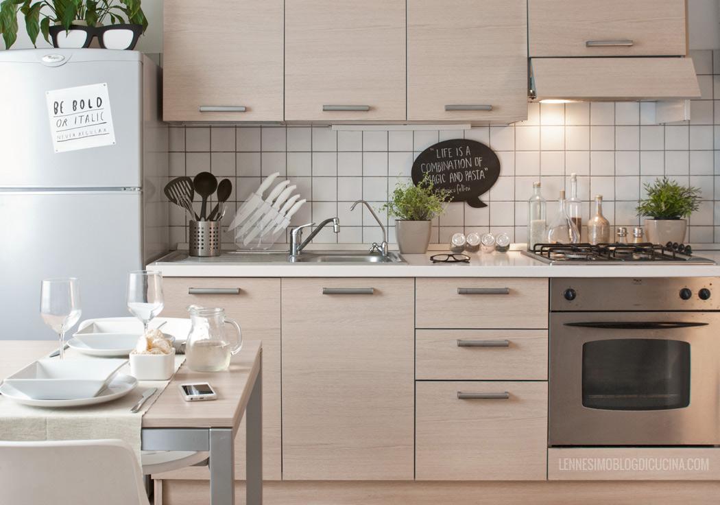 Riorganizzare la cucina fare spazio a nuove idee l 39 ennesimo blog di cucina - Idee per arredare la cucina ...