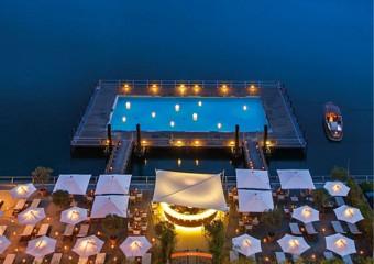 T beach Grand Hotel Tremezzo