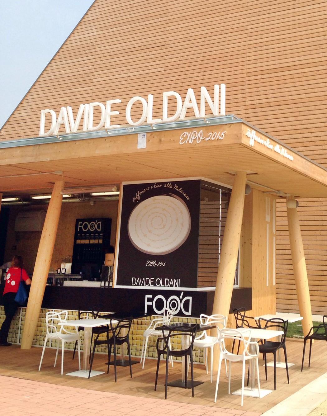 il corner di Oldani a EXPO