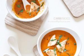 curry indiano di pollo