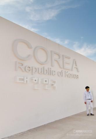 Expo 2015 Padiglione Corea
