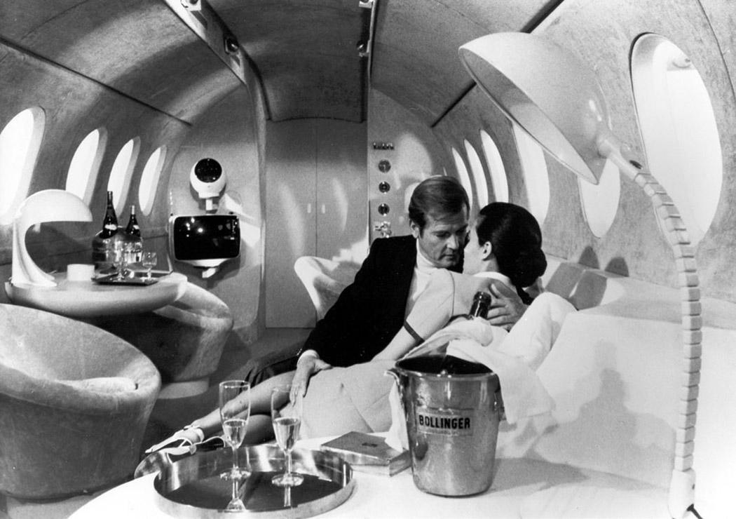 Bollinger e James Bond