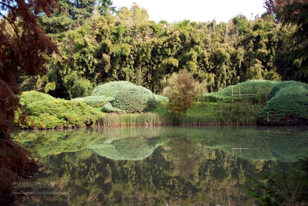 il giardino di Vistorta, progettato dal garden designer Russel Page