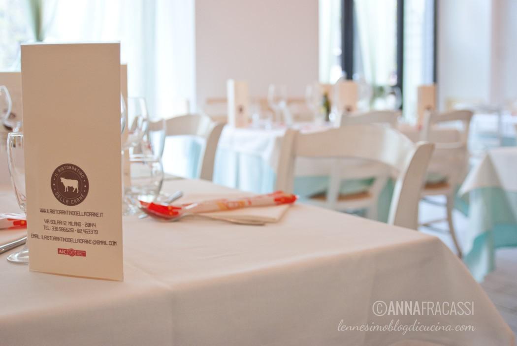 Il ristorantino della carne di Milano