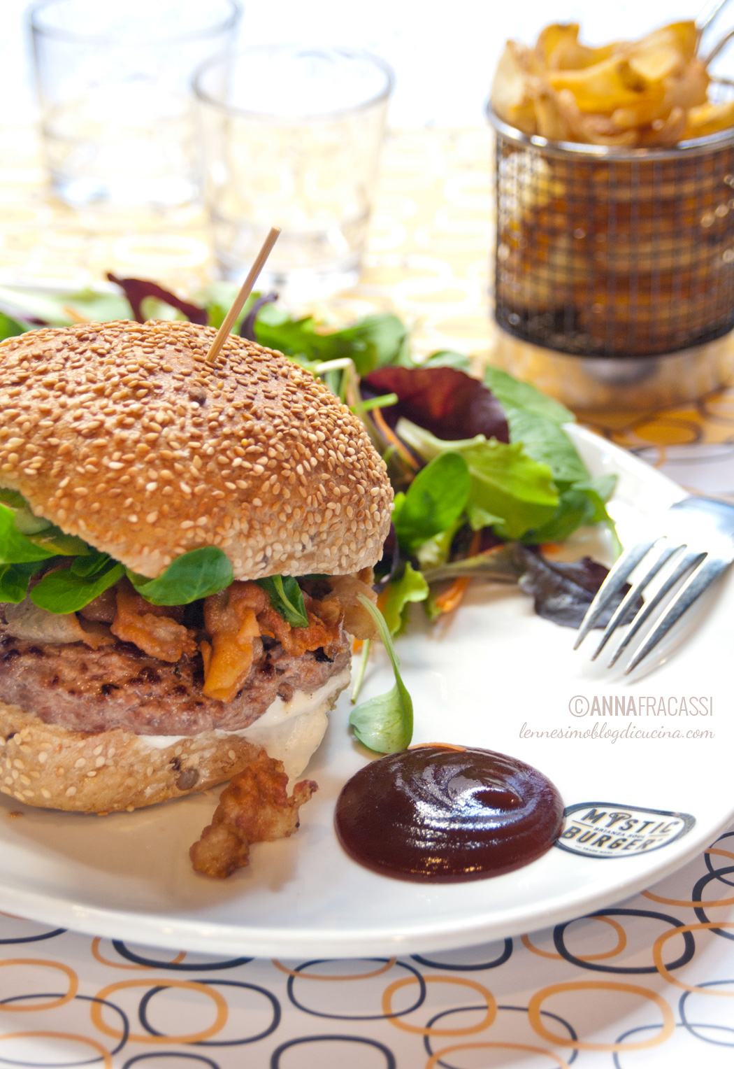Mystic Burger Carate Brianza Mi