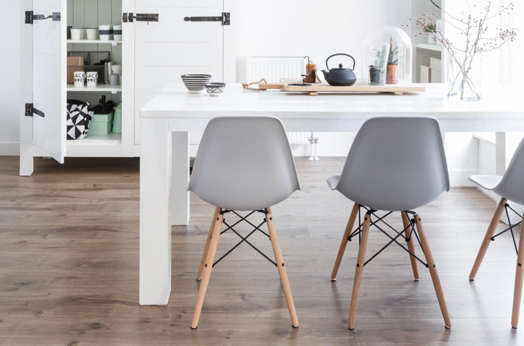 5 idee per una sala da pranzo in stile scandinavo for Sedia design nordico