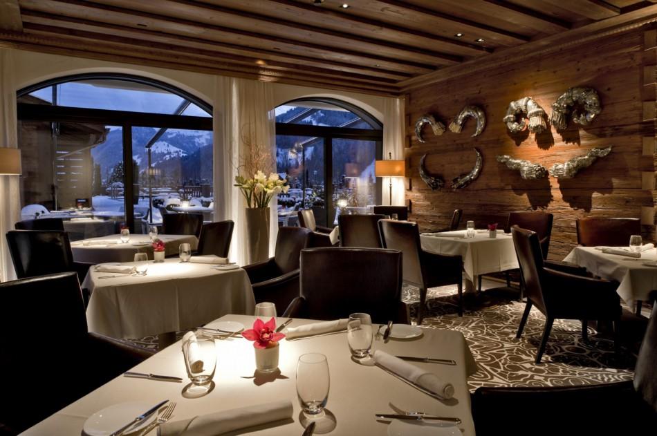 La Terrazza Grand Hotel Tremezzo ospite all'Alpina Gstaad