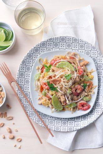 Pad Thai: la mia versione del piatto nazionale thailandese