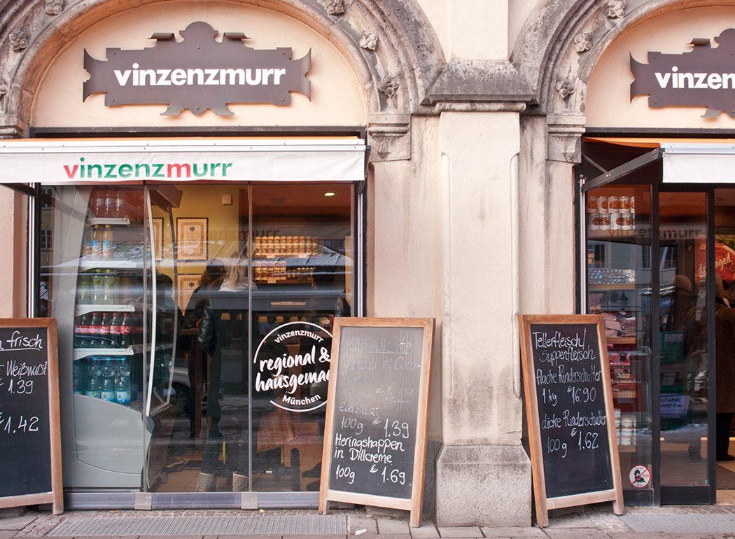 Monaco di Baviera d'inverno: una piccola food guide per immagini brotzeit