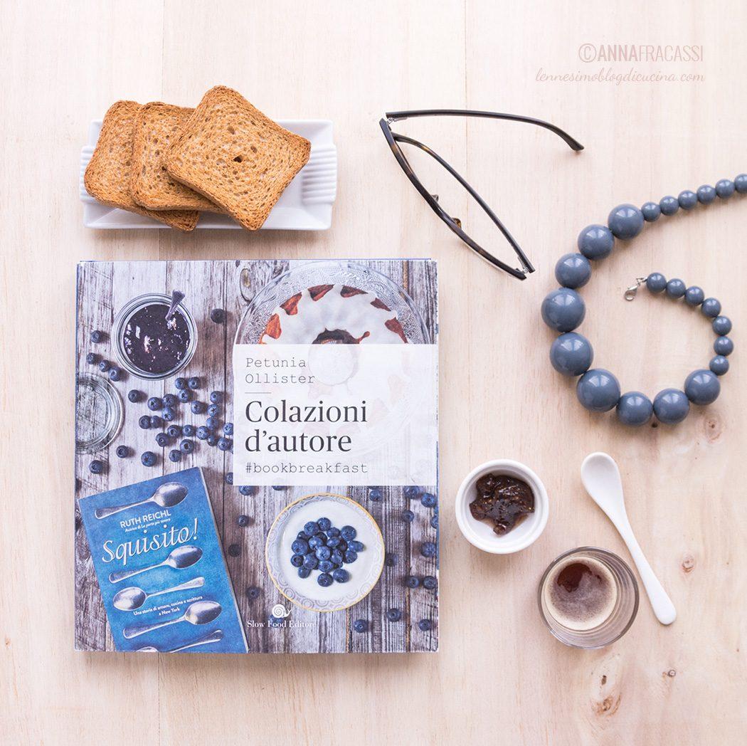 Colazioni d'autore: i #bookbreakfast di Petunia Ollister