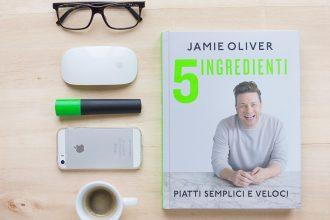 5 ingredienti i piatti semplici e veloci di Jamie Oliver