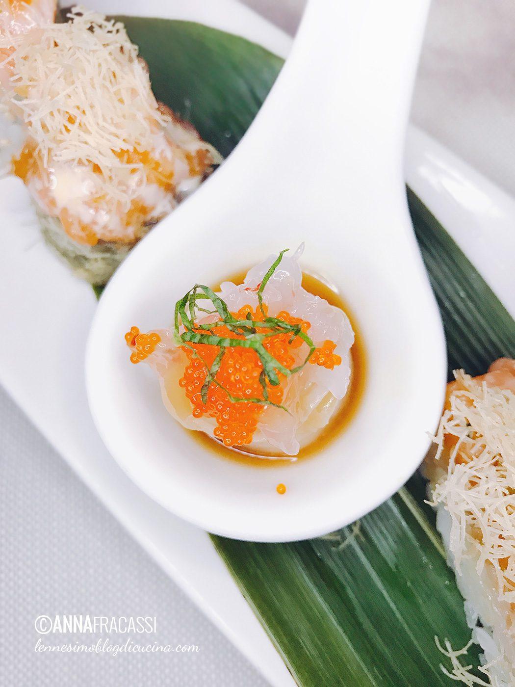 Ristorante MU fish: oriental taste