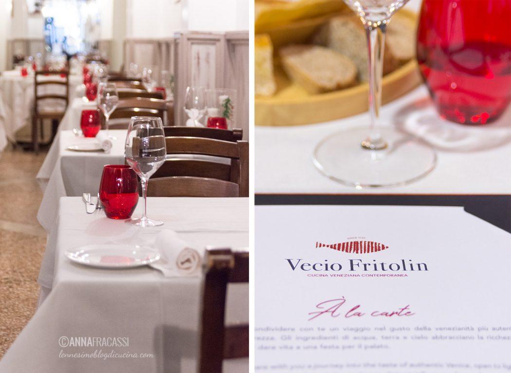 Ristorante Vecio Fritolin a Venezia