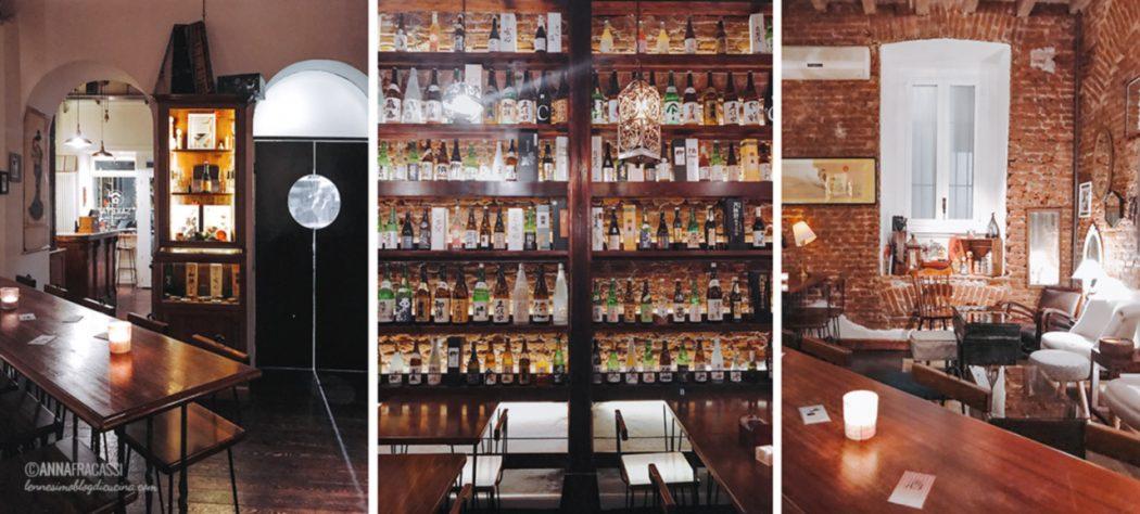 Sakeya: bistrot, bar e shop. Il mondo del sake a Milano