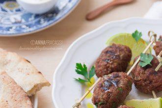 Kofte di manzo: polpette turche grigliate