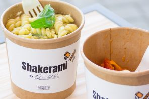Autogrill Smart: shakerami
