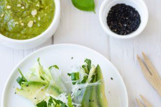 Involtini alla vietnamita vegetariani alle verdure invernali