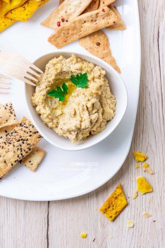 Hummus di ceci in 5 minuti