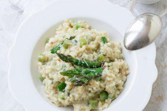 Risotto agli asparagi: la mia ricetta facile e veloce