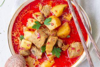 Singapore Curry: la ricetta di pollo