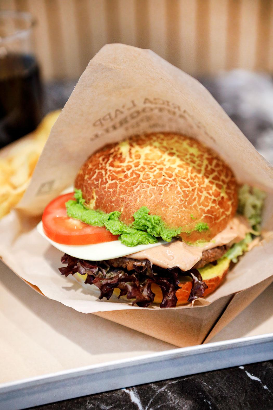 Wowburger: il panino 100% vegetale firmato Autogrill